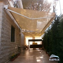 folding arm awnings in Lebanon